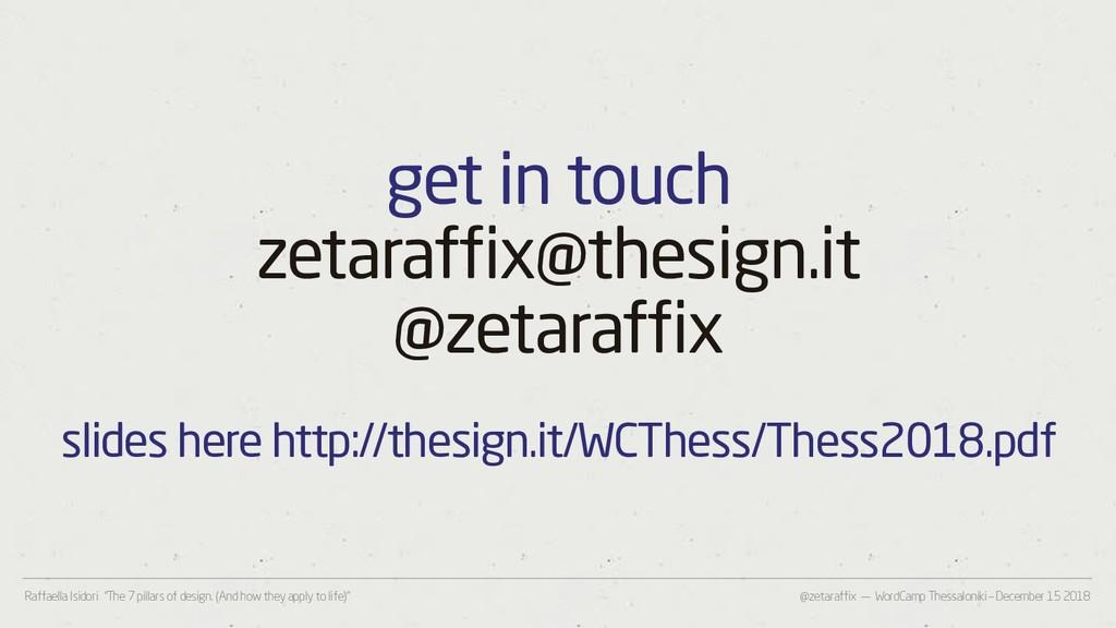 @zetaraffix — WordCamp Thessaloniki – December ...