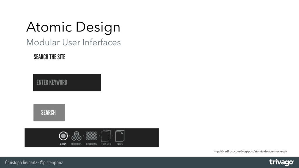 Christoph Reinartz - @pistenprinz Atomic Design...