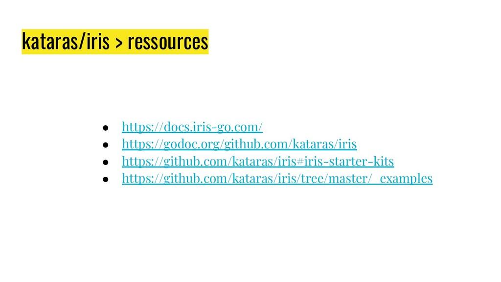kataras/iris > ressources ● https://docs.iris-g...