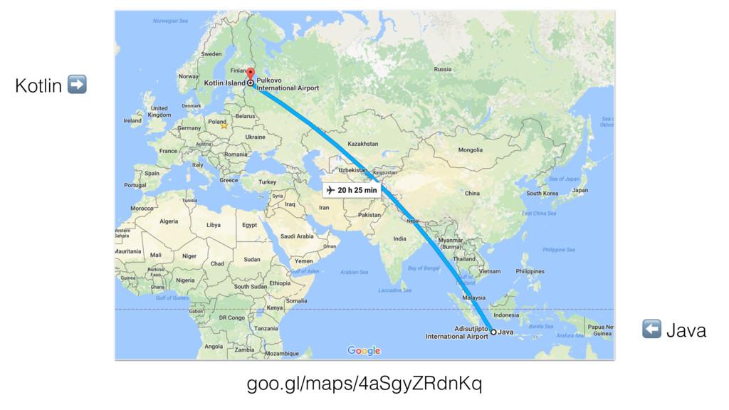 goo.gl/maps/4aSgyZRdnKq ⬅ Java Kotlin ➡