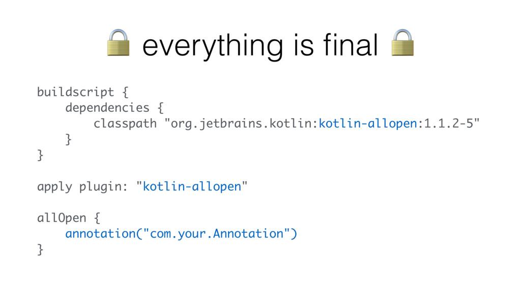 "buildscript { dependencies { classpath ""org.jet..."