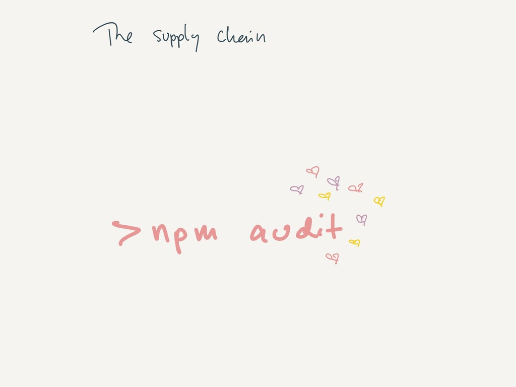 Npm audit