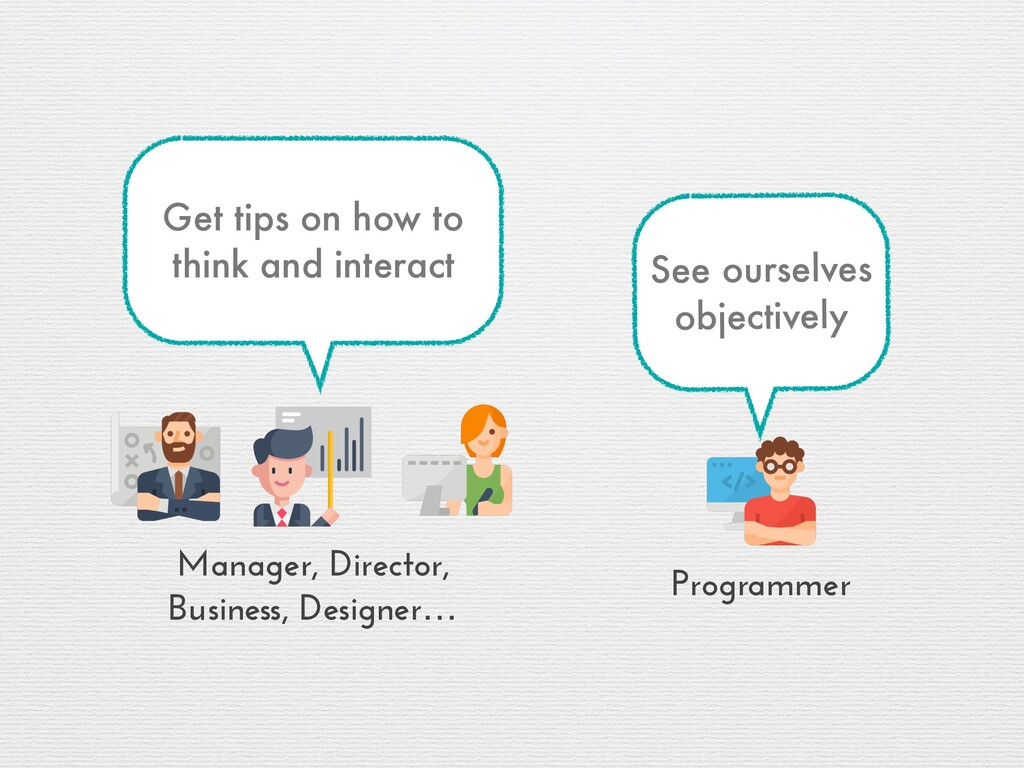 See ourselves objectively Get tips on how to th...