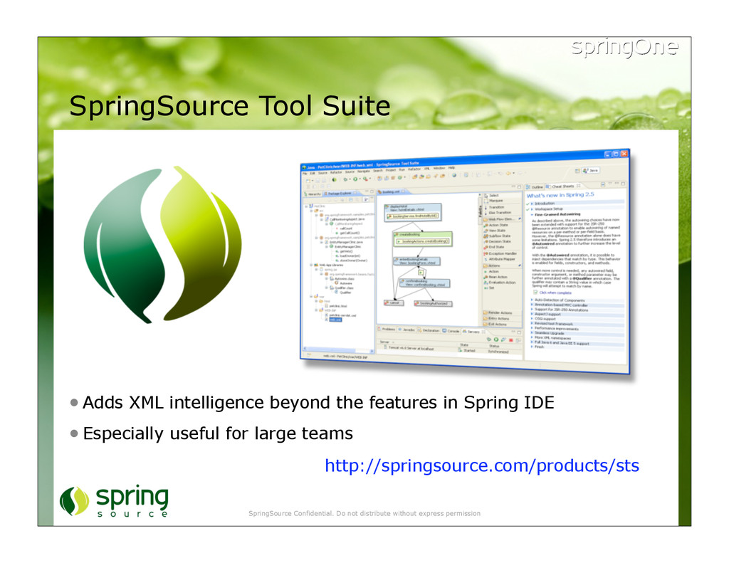 SpringSource Confidential. Do not distribute wi...