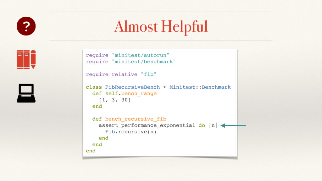 "Almost Helpful require ""minitest/autorun"" requi..."