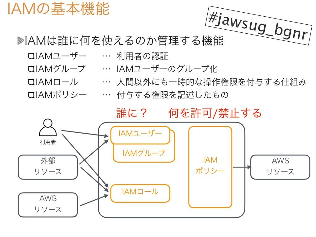 """*"""".ͷجຊػ #jawsug_bgnr *"""".୭ʹԿΛ͑Δͷ͔ཧ͢Δػ *"""".Ϣ..."""