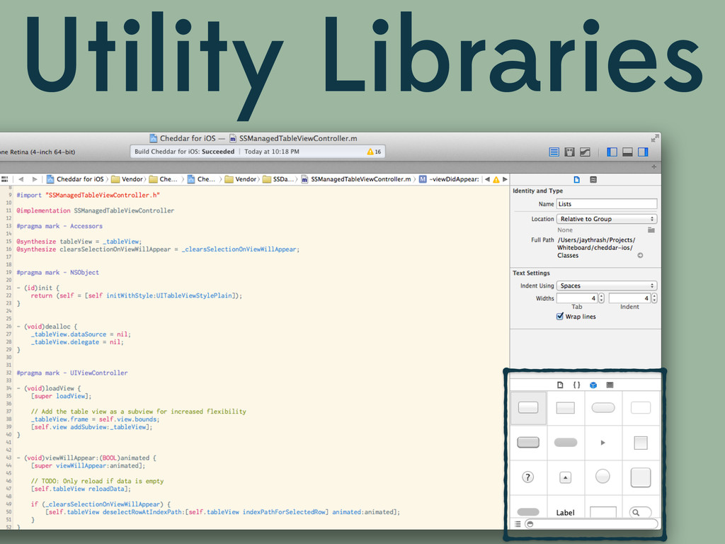 Utility Libraries