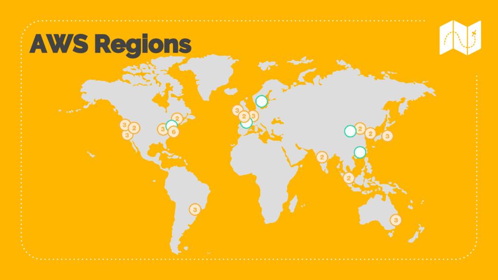 AWS Regions 10