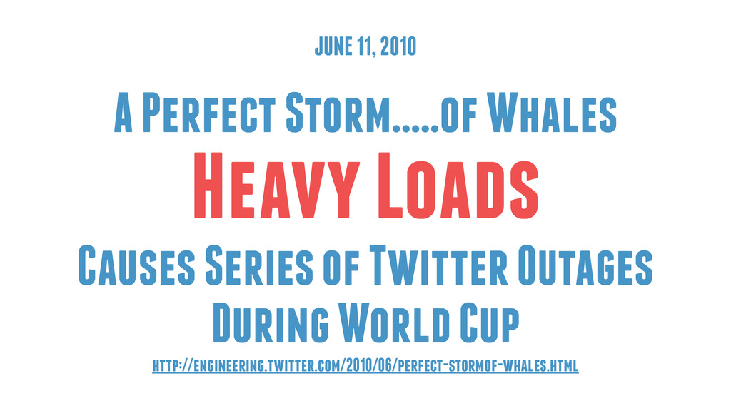 JUNE 11, 2010 ! A Perfect Storm.....of Whales H...