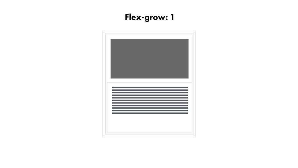Flex-grow: 1