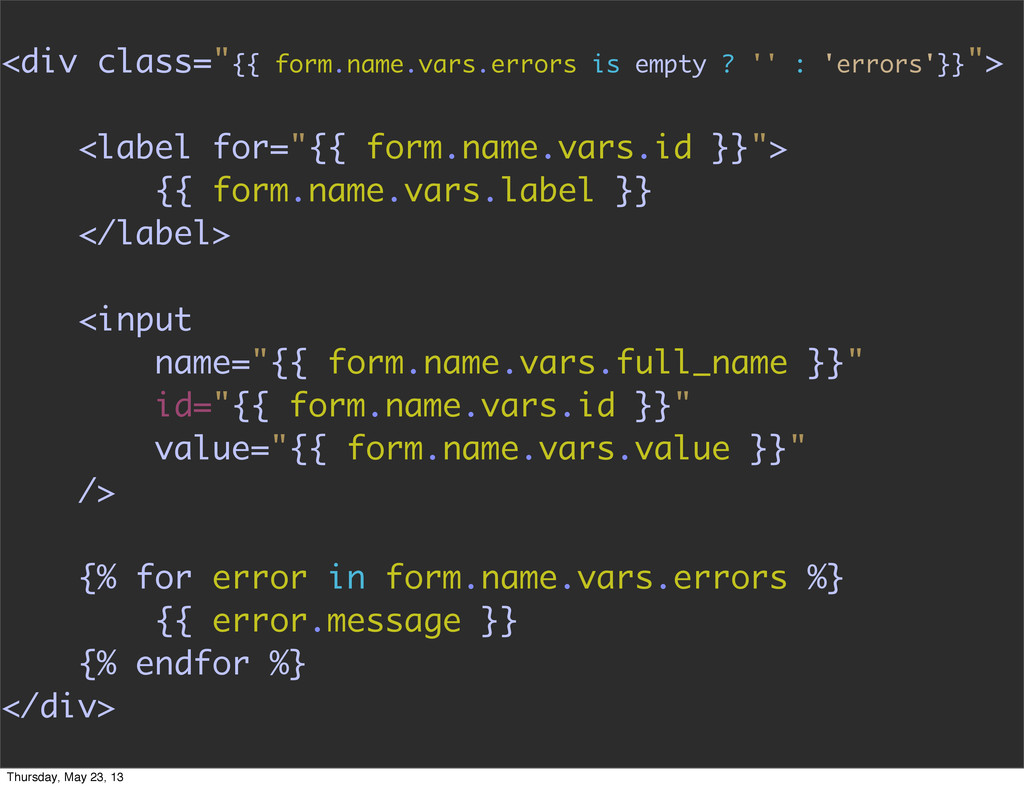 """<div class=""""{{ form.name.vars.errors is empty ?..."""