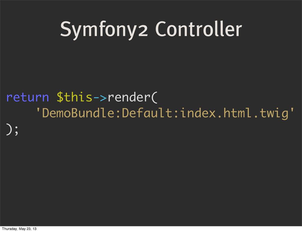 return $this->render( 'DemoBundle:Default:index...