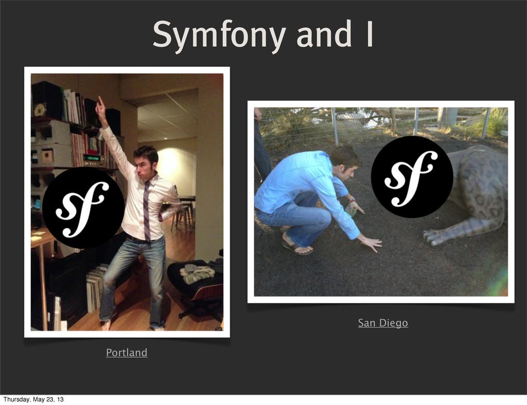 Portland San Diego Symfony and I Thursday, May ...