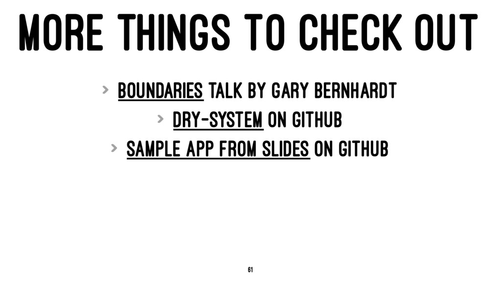 MORE THINGS TO CHECK OUT > Boundaries talk by G...