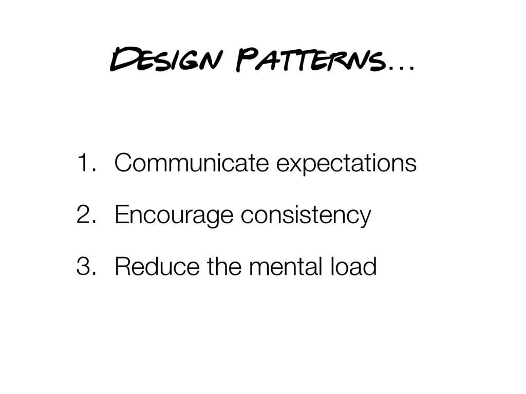 1. Communicate expectations 2. Encourage consis...