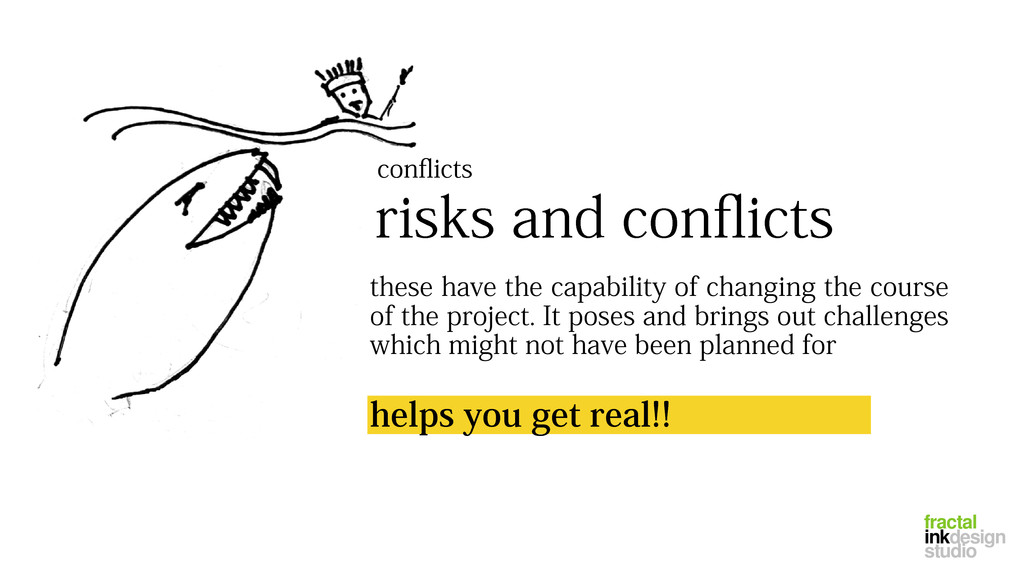 risks and conflicts conflicts these have the capa...