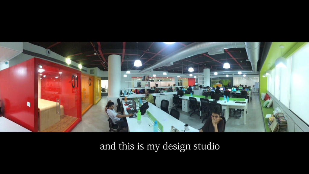 fractal inkdesign and this is my design studio