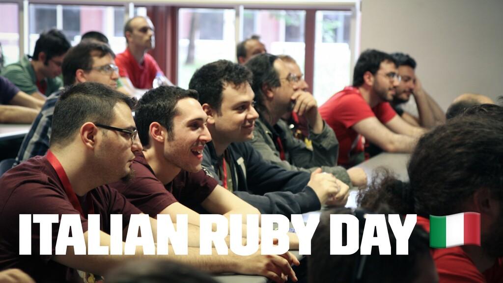 Italian Ruby Day
