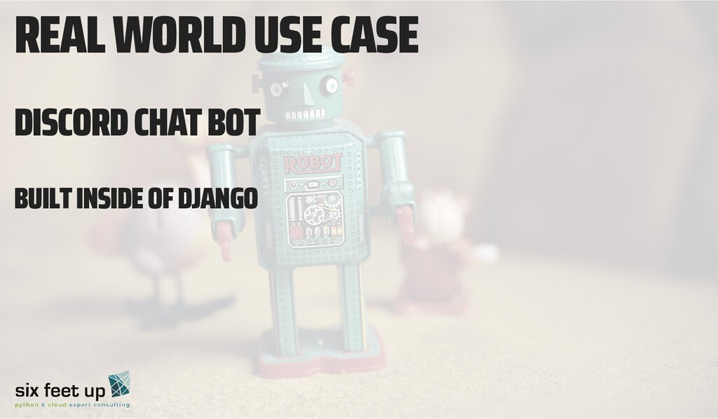 REAL WORLD USE CASE DISCORD CHAT BOT BUILT INSI...