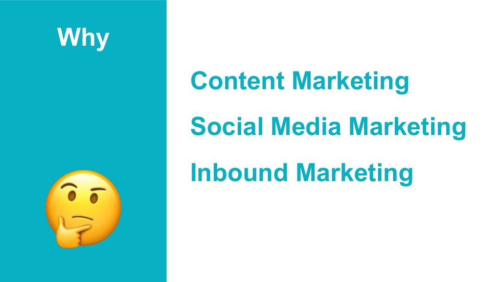 Why Content Marketing Social Media Marketing In...