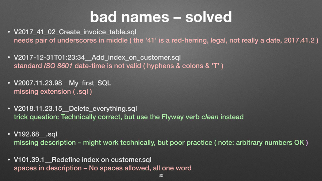 bad names – solved • V2017_41_02_Create_invoice...