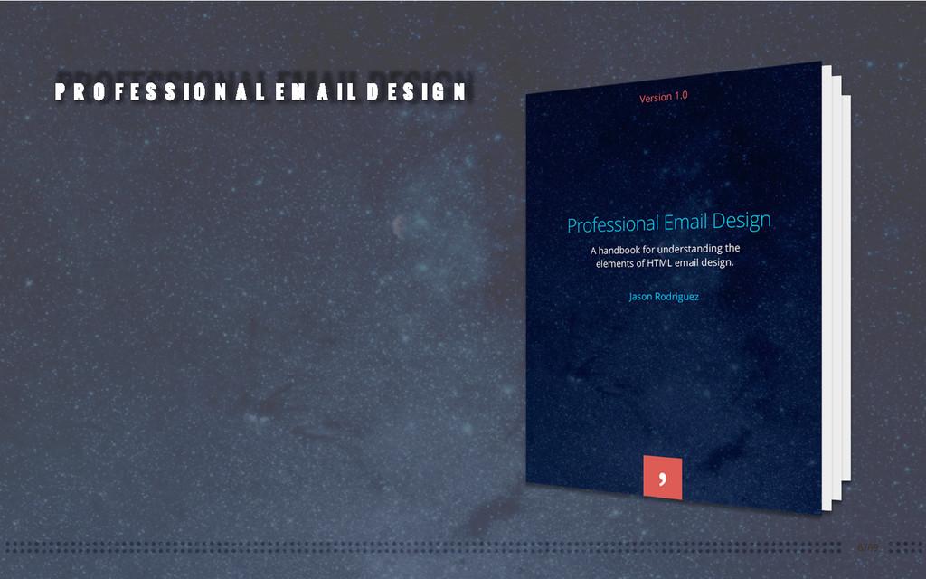 6/69 PROFESSIONAL EMAIL DESIGN