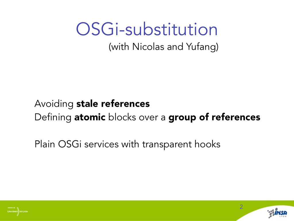 OSGi-substitution 2 (with Nicolas and Yufang) A...