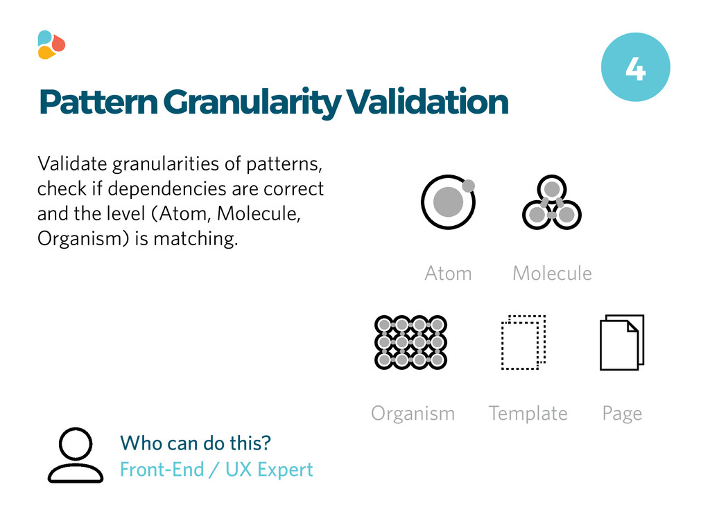 Pattern Granularity Validation Validate granula...