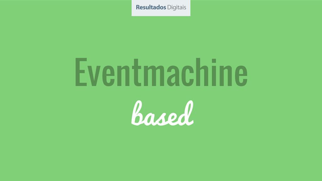 Eventmachine based