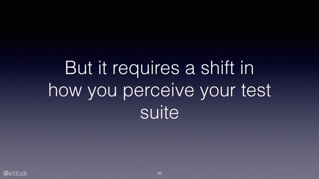 @eldudi But it requires a shift in how you perc...