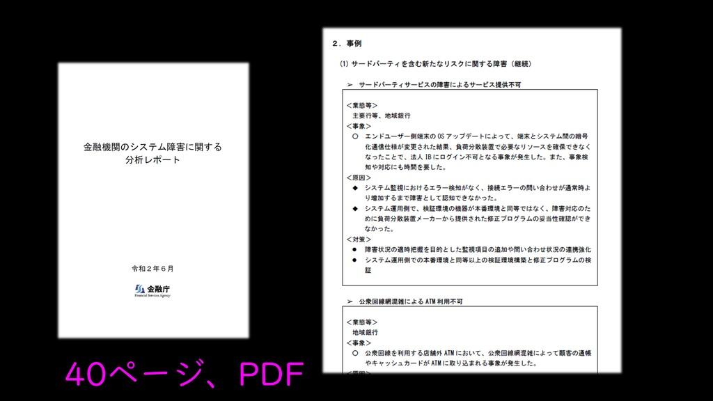 40ページ、PDF