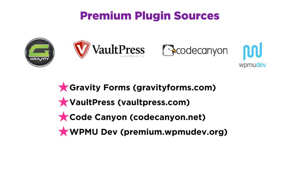Premium Plugin Sources ★Gravity Forms (gravityf...