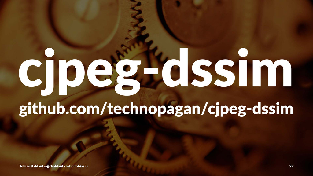 cjpeg&dssim github.com/technopagan/cjpeg1dssim ...