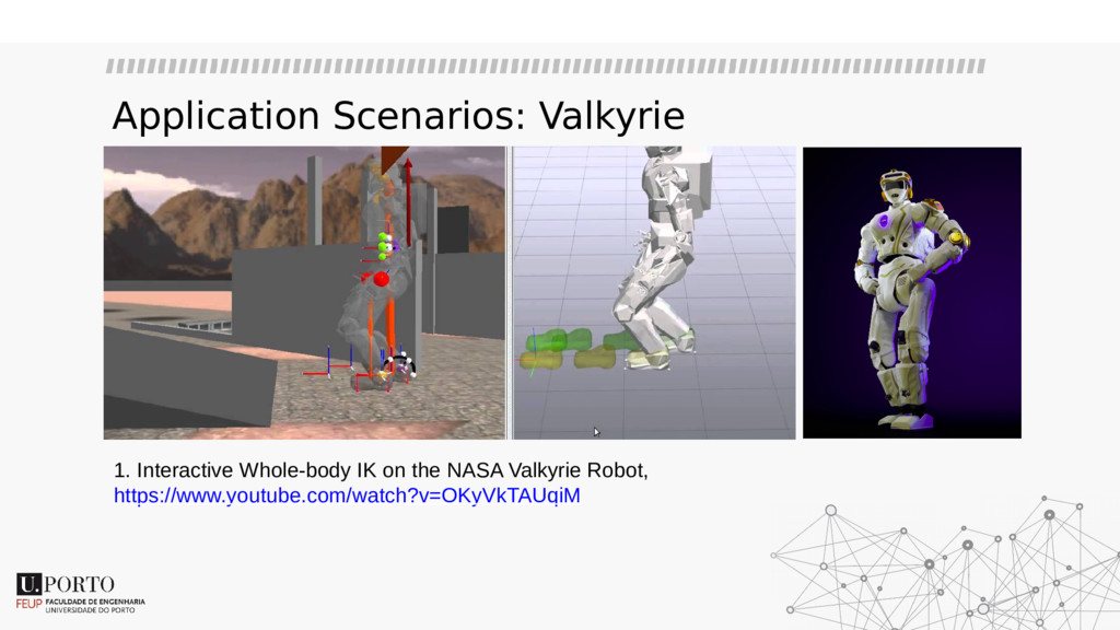 Application Scenarios: Valkyrie 1. Interactive ...