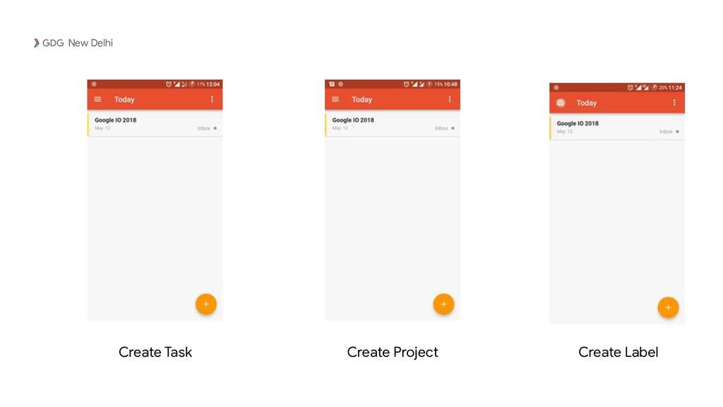 New Delhi Create Task Create Project Create Lab...