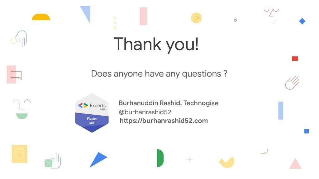 Burhanuddin Rashid, Technogise @burhanrashid52 ...