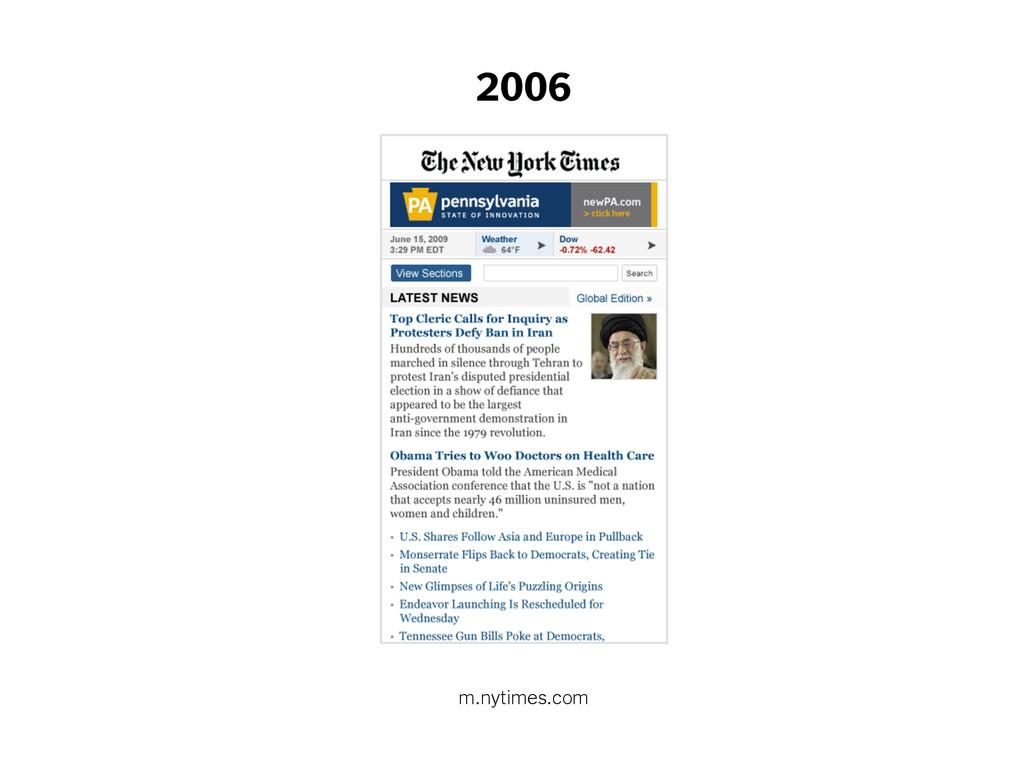 2006 m.nytimes.com