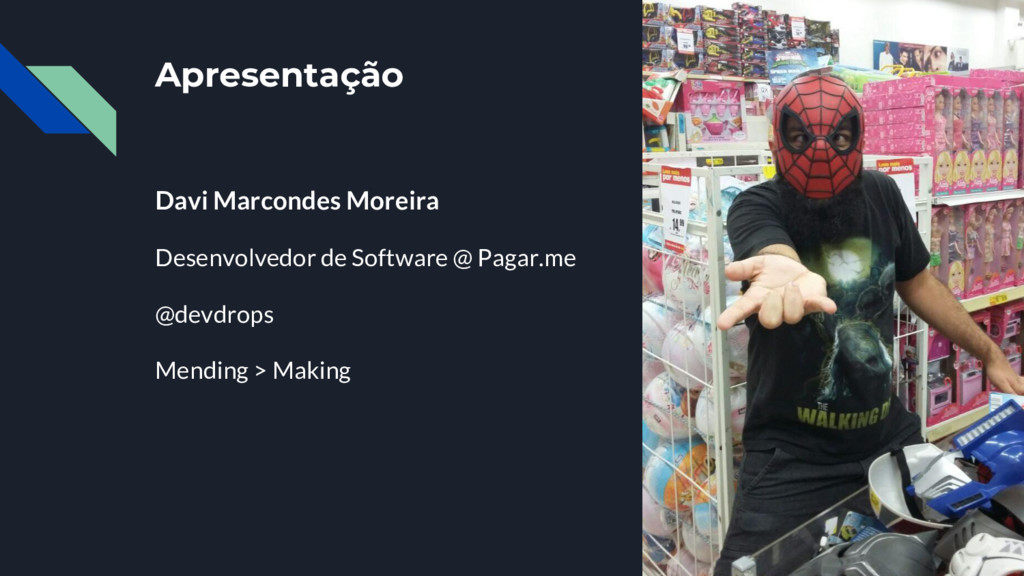 Apresentação Davi Marcondes Moreira Desenvolved...