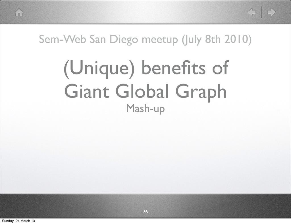Sem-Web San Diego meetup (July 8th 2010) 26 (Un...