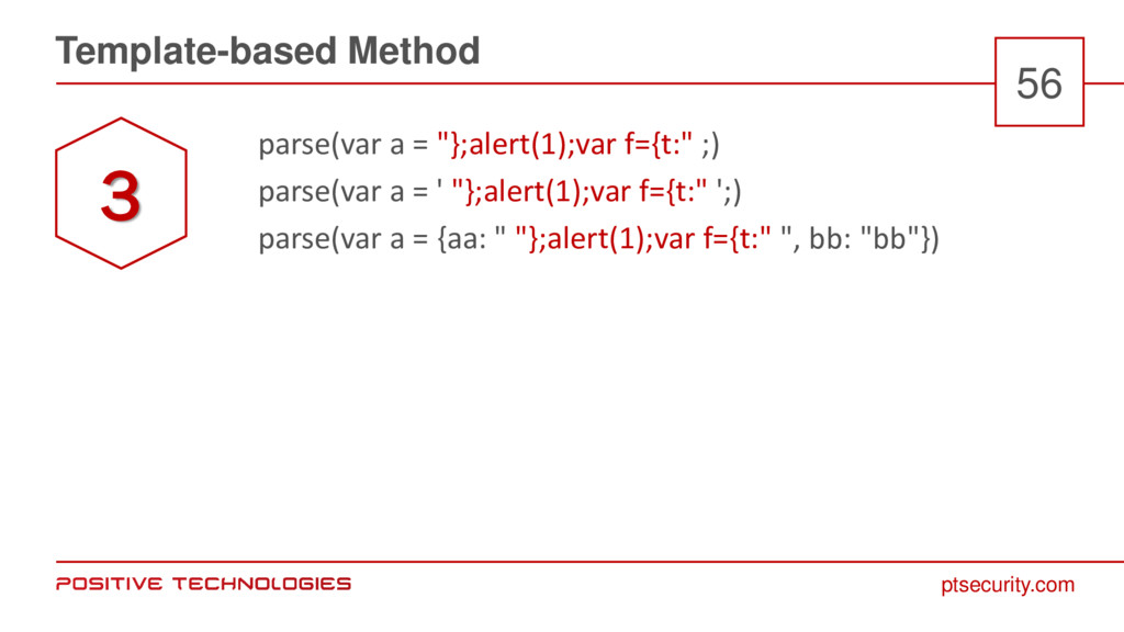 ptsecurity.com Template-based Method 56 parse(v...