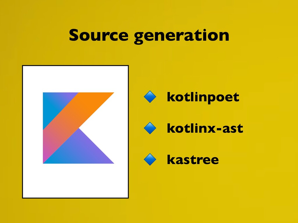 kotlinpoet kotlinx-ast kastree Source generation