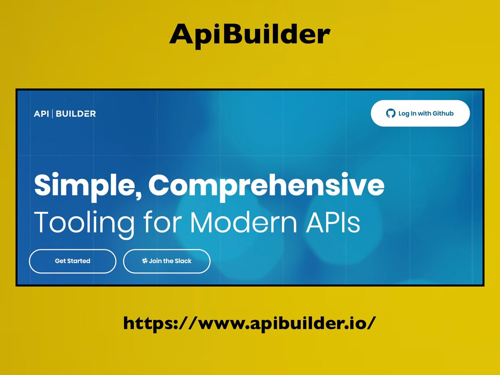 https://www.apibuilder.io/ ApiBuilder