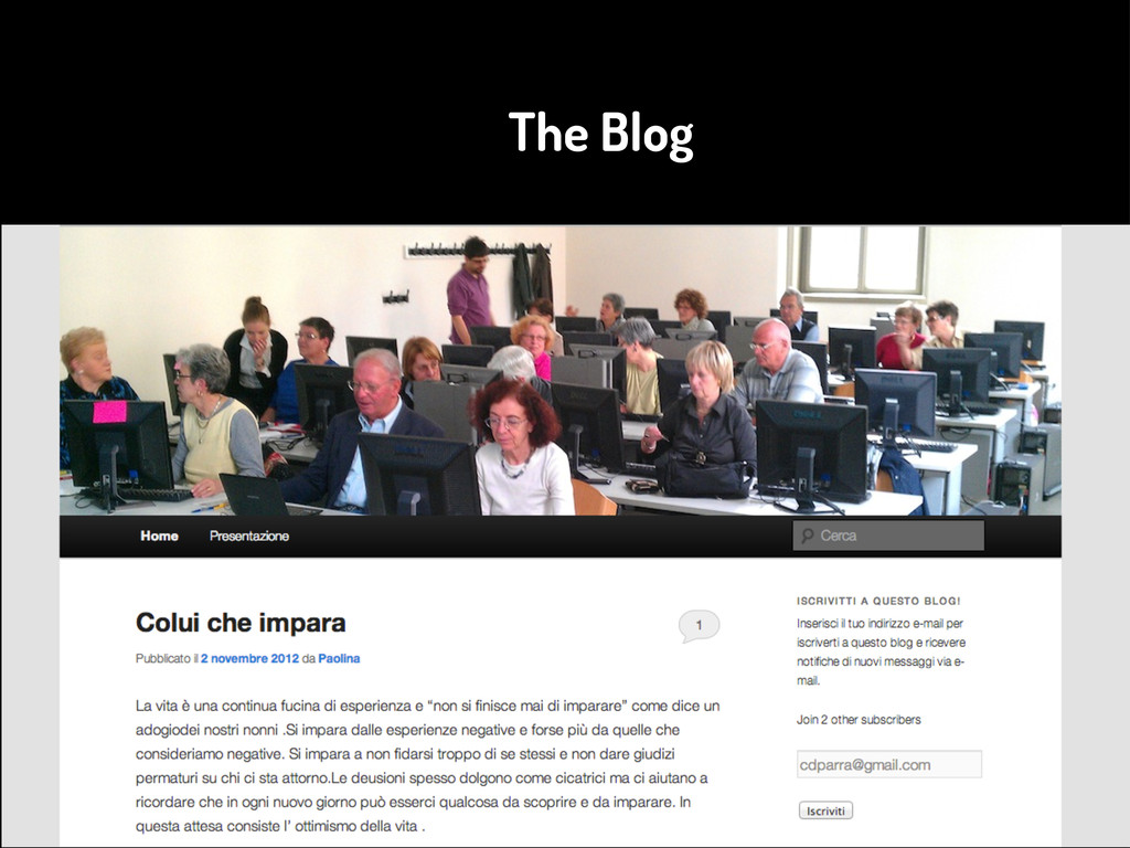 The Blog