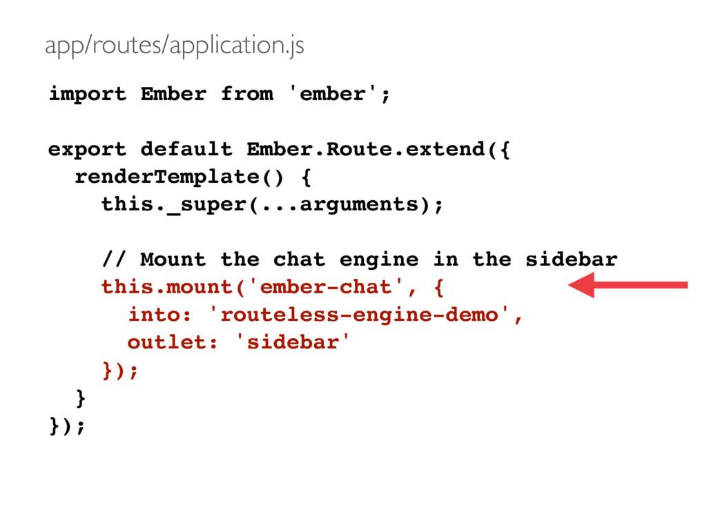 import Ember from 'ember'; export default Ember...