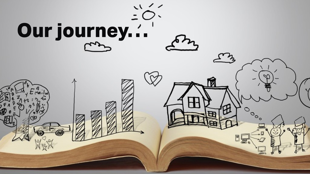 Our journey…