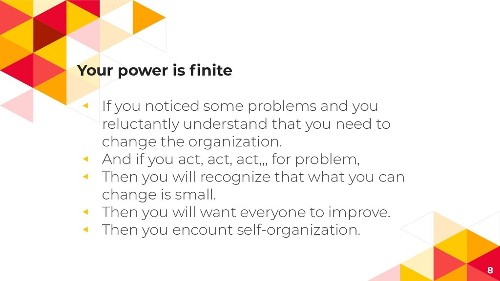 Your power is finite ◂ If you noticed some probl...