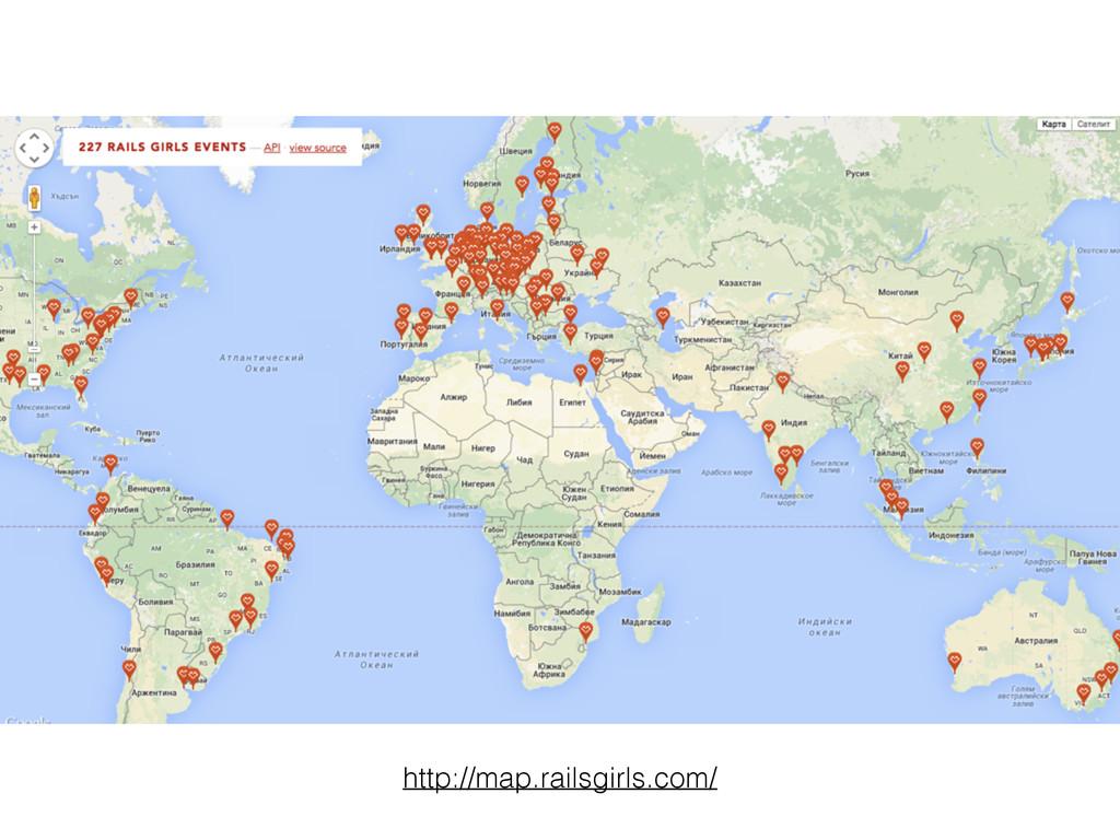 http://map.railsgirls.com/