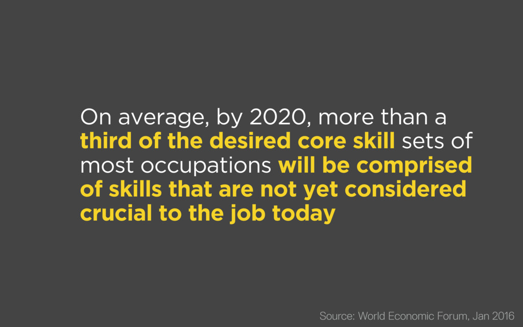 On average, by 2020, more than a third of the d...