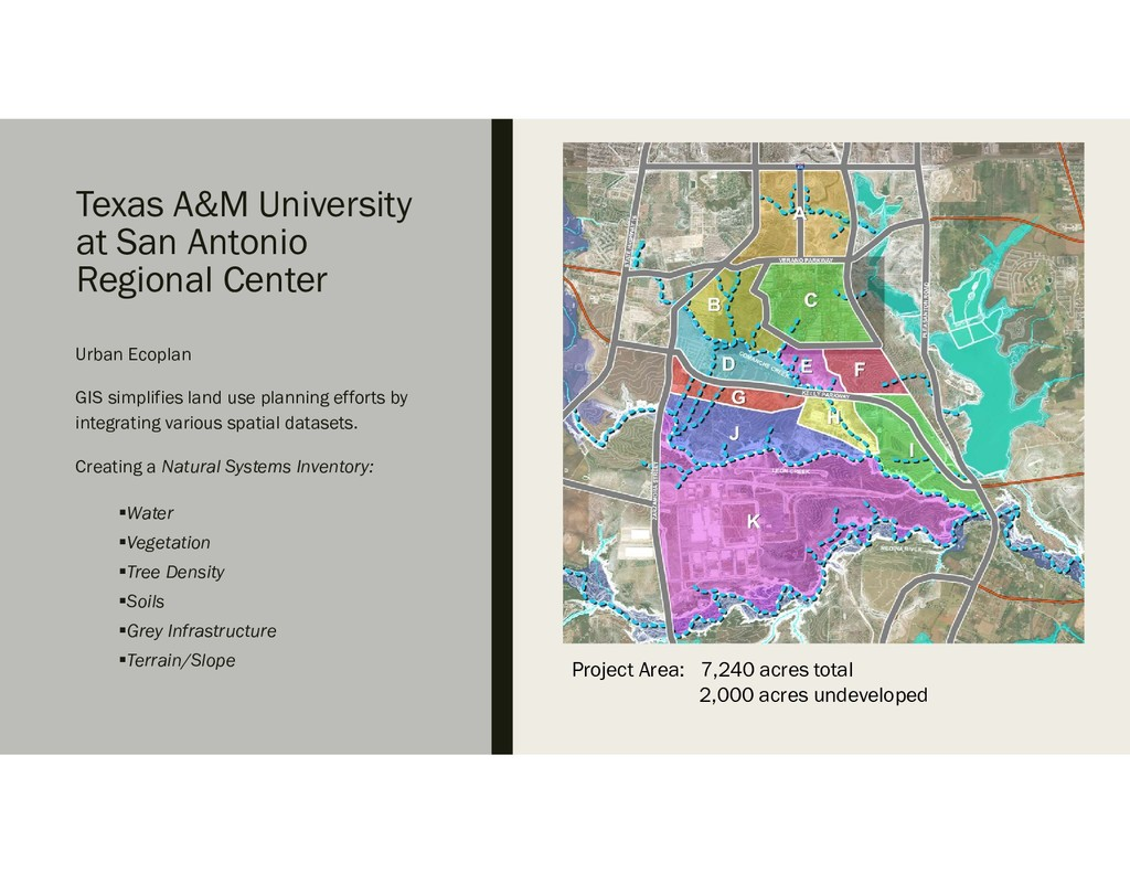 Texas A&M University at San Antonio Regional Ce...