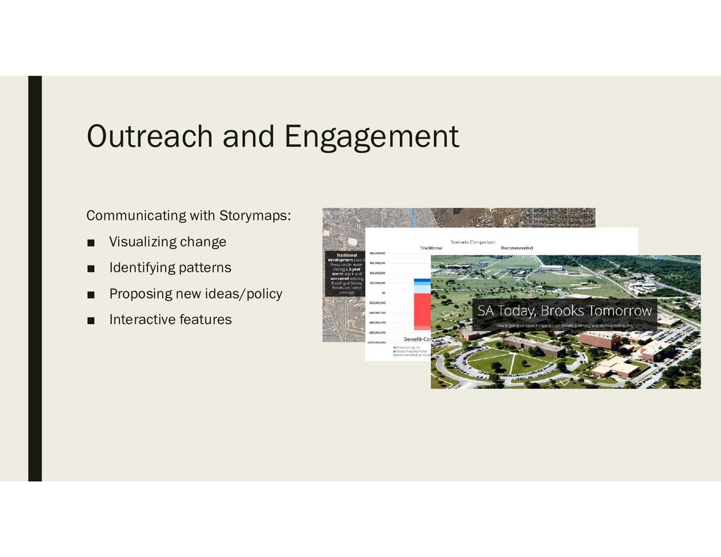 Outreach and Engagement Communicating with Stor...